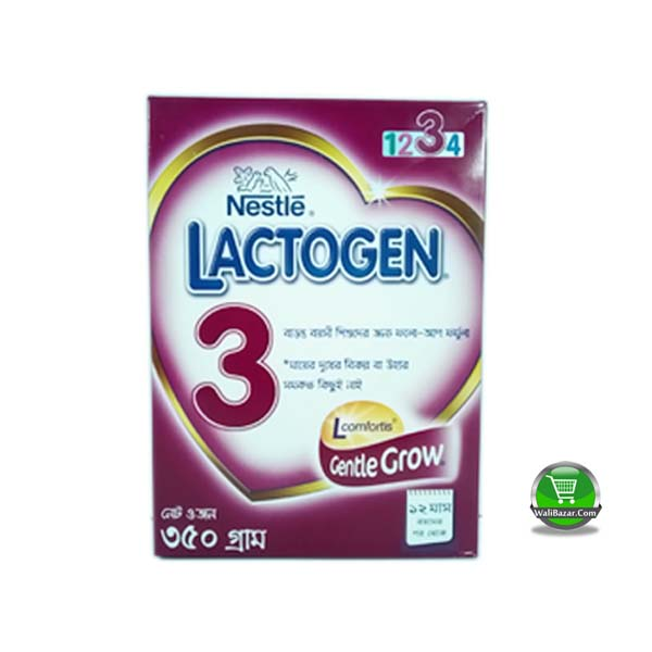 Nestle LACTOGEN 3 Followup formula 12th month+