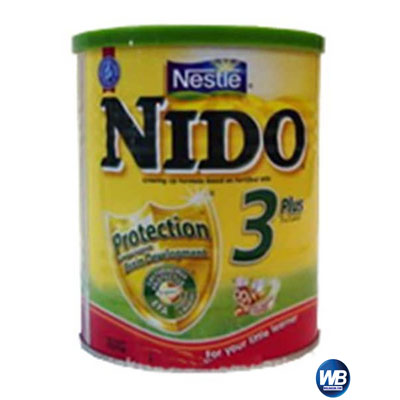 Nestlé Nido Growing Up 3+