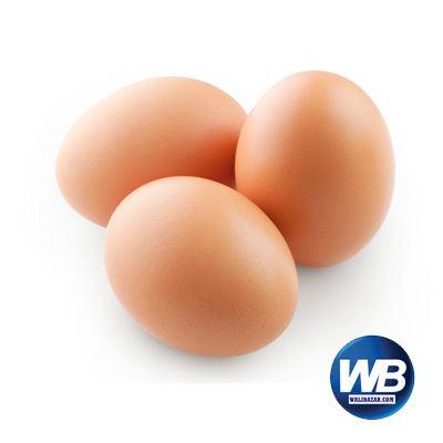 Chicken Eggs (Layer) 4 pcs