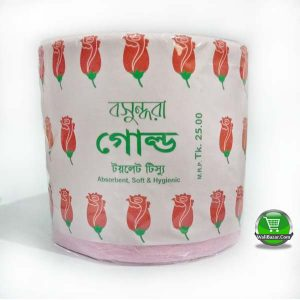 Bashundhara Gold Toilet Tissue each