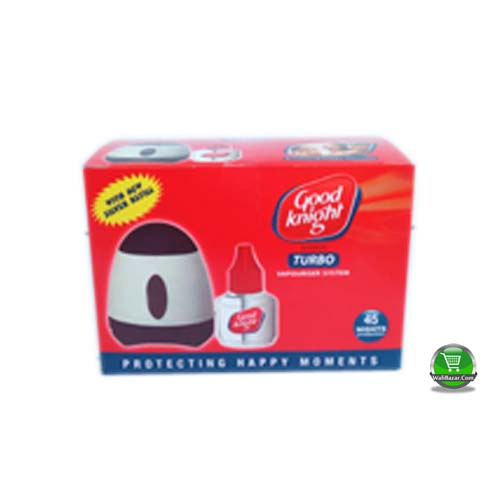 Good Knight Advance Machine Silver Refill 45 Night (Godrej)