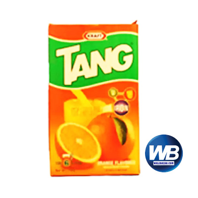 Tang Orange box 100 gm
