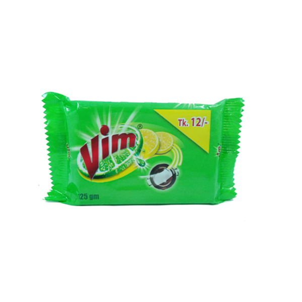 Vim Diswashing Bar 125 gm