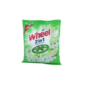 Wheel 2 in 1 Clean & Fresh Washing Powder 1kg