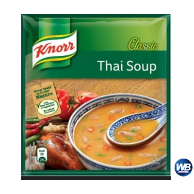 Knorr classic thai soup