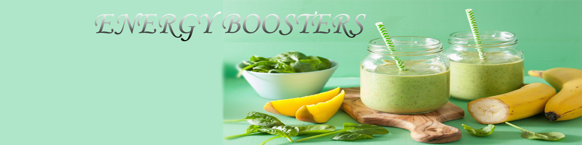 ENERGY BOOSTERS