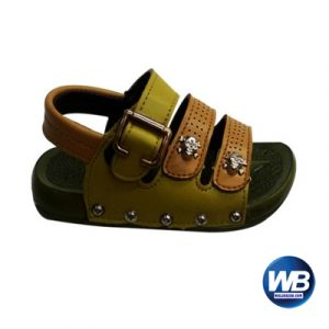 Kids and Mom Bazar Faux Leather Casual Sandal for Boys
