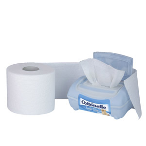 TISSUE & WIPES