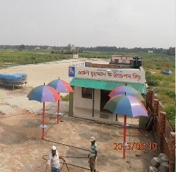 Land Sale near Muhammadpur by 25000 tk off