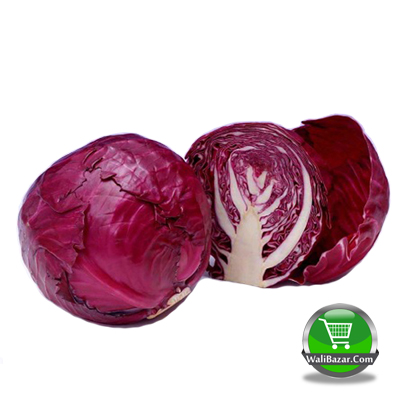 Red Cabbage (Lal Badhakopi)