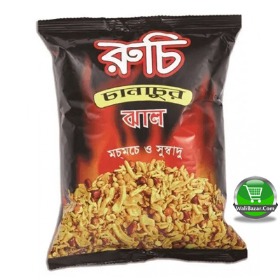 Ruchi Bbq Chanachur 150 gm