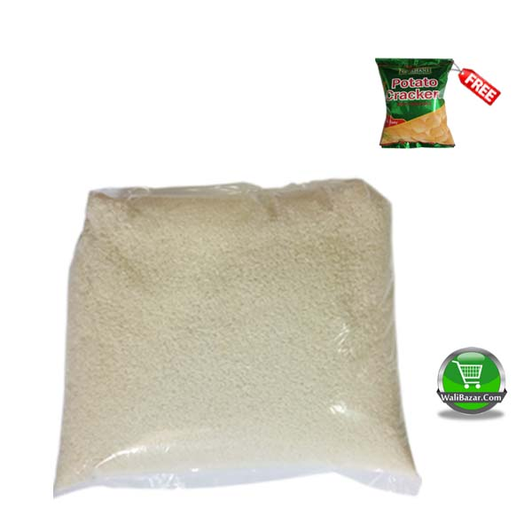 Chinigura Premium Rice (Polaw) 2 kg ( Free Ispahani Potato Crackers)