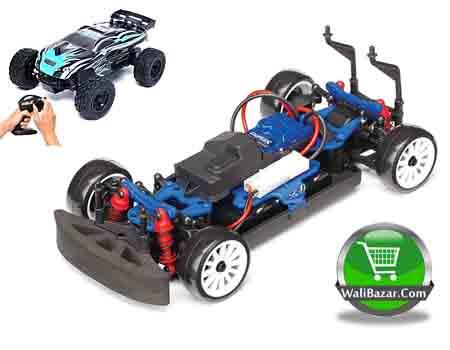 Toy-grade R_C cars