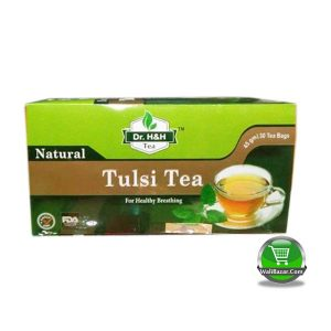 Dr. H&H natural tulsi Tea 30 pcs