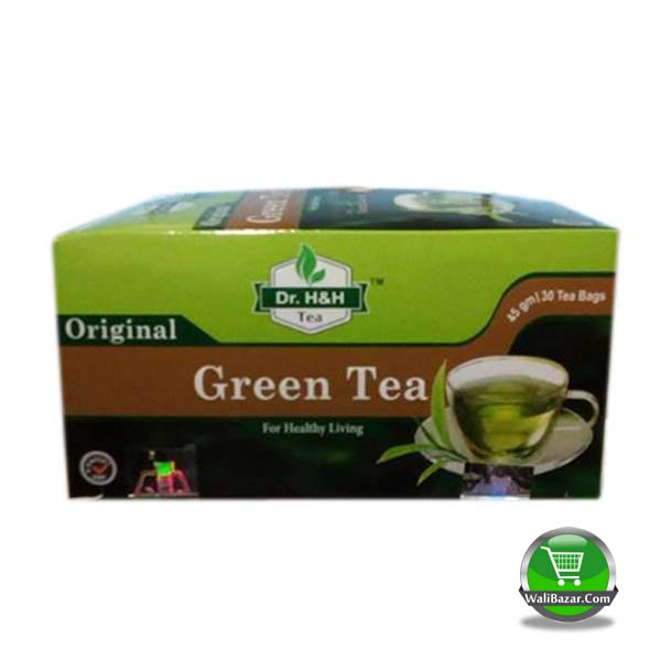 Dr. H&H original Green Tea 30 pcs