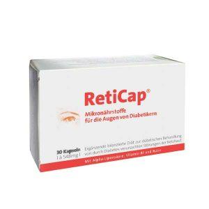 RetiCap 20 mg