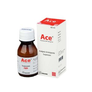 Syr ACE Paracetamol 60ml (Suspension)