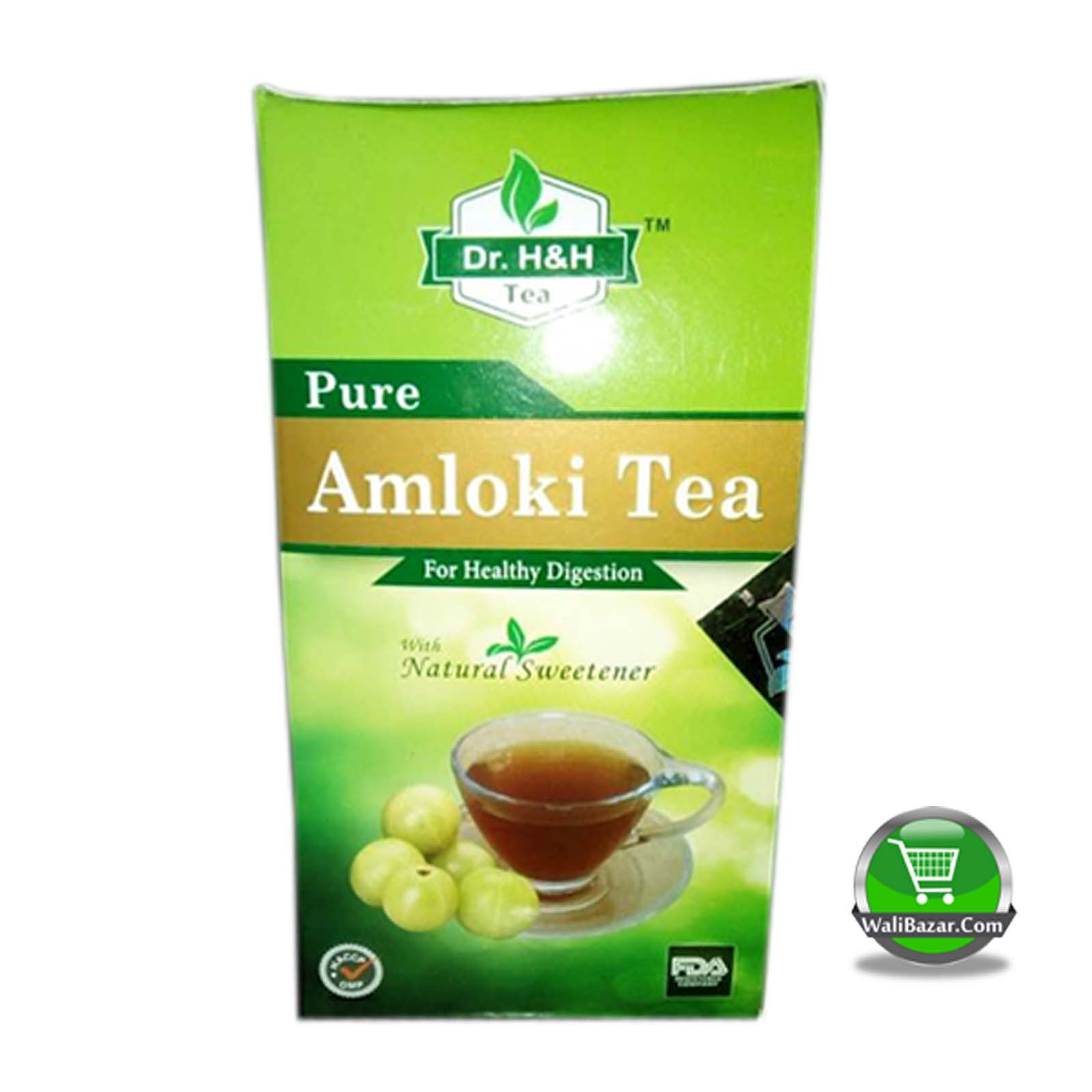 Dr. H&H pure amloki Tea 30 pcs