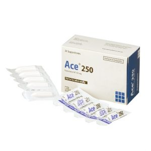 Ace Suppository 250mg 1 stick