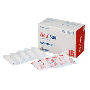 Ace Suppository 500mg 1 stick