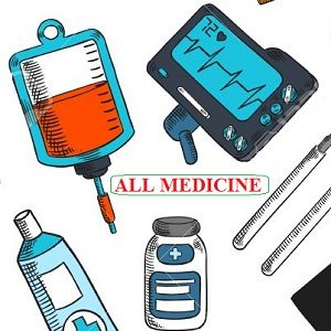 MEDICINE RELATED ITEMS