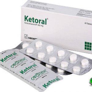 Ketoral®200mg 10 pis