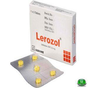 Lerozol®2.5mg 5 pic