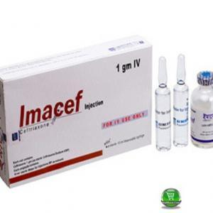 Imacef 1gm IV