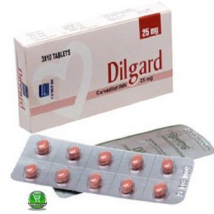 Dilgard 25mg