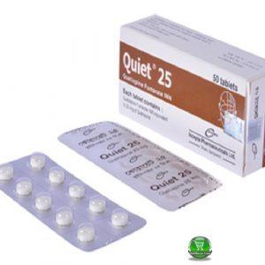 Quiet 25mg