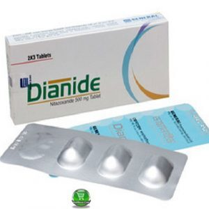 Dianide 500mg