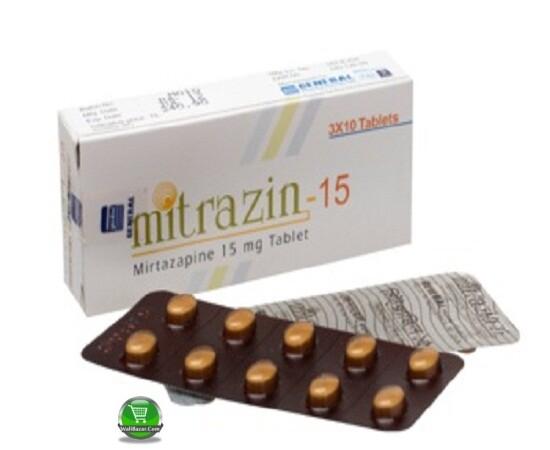 Mitrazin 15mg