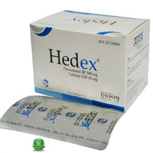 Hedex 500mg
