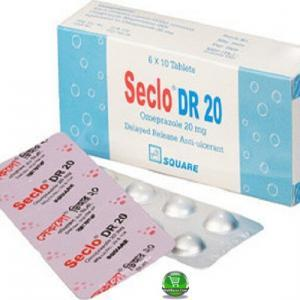 Seclo DR 20mg