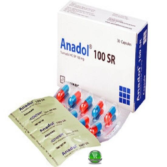 Anadol SR 100mg