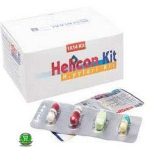 Helicon 30mg 4pis