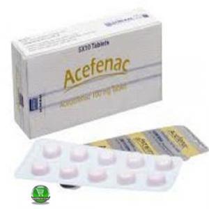 Acefenac 100mg
