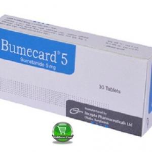 Bumecard 5mg