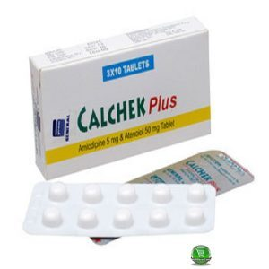 Calchek plus 5mg