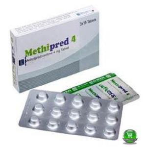 Methipred 4mg