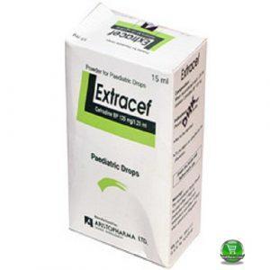 Extracef 100mg