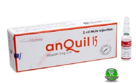Anquil 15mg/3ml
