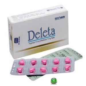 Deleta 0.5/10mg