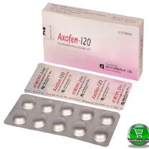Axofen 120mg 10pis