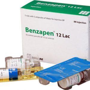 Benzapen®12lac