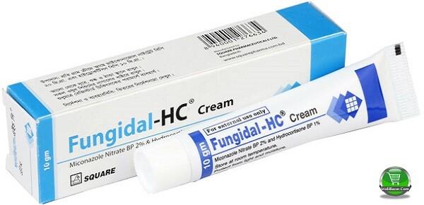 Fungidal HC®10mg