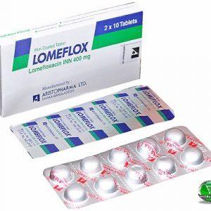Lomeflox 400mg