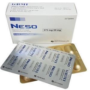 Neso 375/20mg