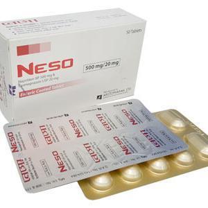 Neso 500/20mg