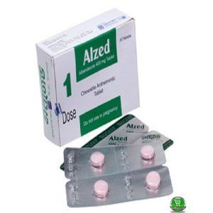 Alzed 400mg